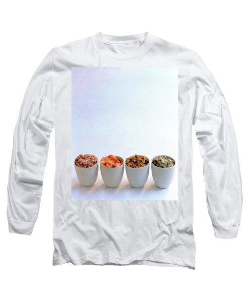 A Selection Of Spreads Long Sleeve T-Shirt