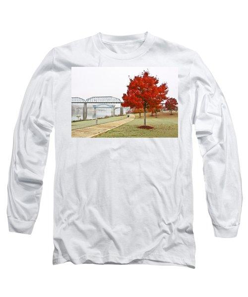 A Soft Autumn Day Long Sleeve T-Shirt