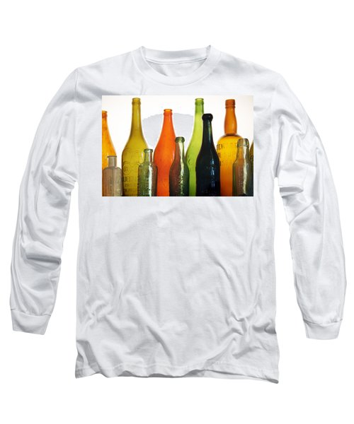 Long Sleeve T-Shirt featuring the photograph A Thirst For Timelessness by Holly Kempe