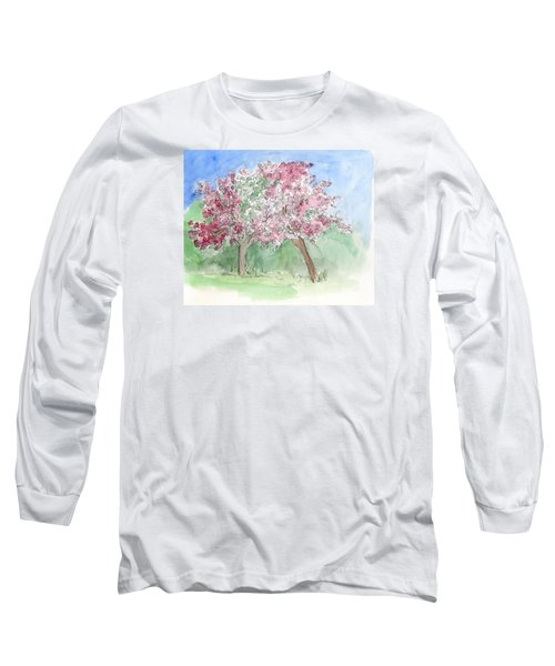 A Vision Of Spring Long Sleeve T-Shirt