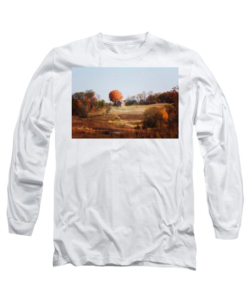 A Walk In The Meadow Long Sleeve T-Shirt