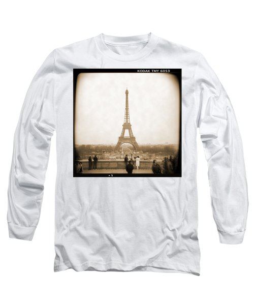 A Walk Through Paris 5 Long Sleeve T-Shirt