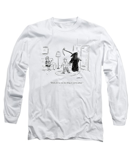 A Wife Says To Her Husband Long Sleeve T-Shirt