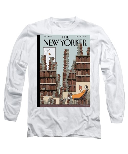 Fall Library Long Sleeve T-Shirt