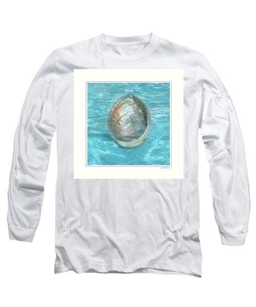 Abalone Underwater Long Sleeve T-Shirt