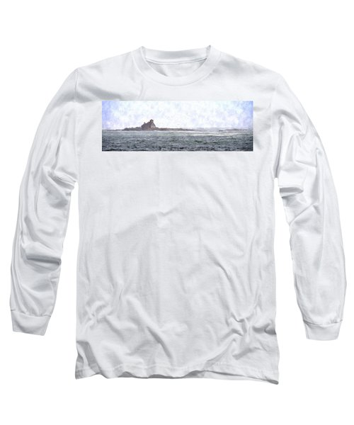 Abandoned Dreams Abwc Long Sleeve T-Shirt by Jim Brage