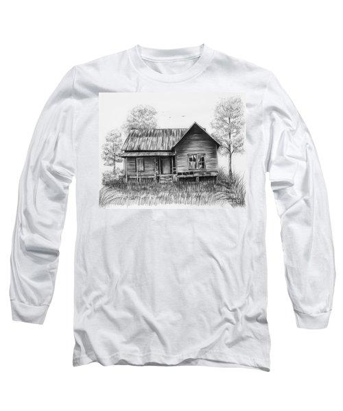 Abandoned House Long Sleeve T-Shirt