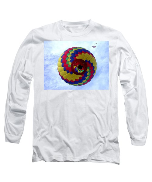 Above And Beyond Long Sleeve T-Shirt