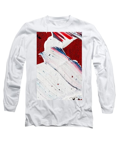 Abstract Original Artwork One Hundred Phoenixes Untitled Number Nine Long Sleeve T-Shirt