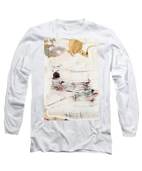 Abstract Original Painting Number Eleven Long Sleeve T-Shirt