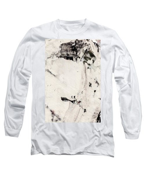 Abstract Original Painting Number Four Long Sleeve T-Shirt