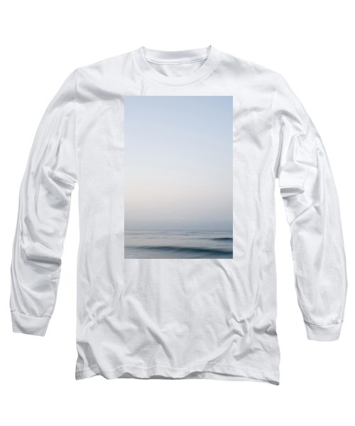 Abstract Seascape 2 Long Sleeve T-Shirt