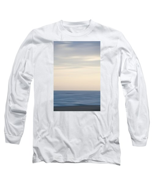 Abstract Seascape No. 04 Long Sleeve T-Shirt