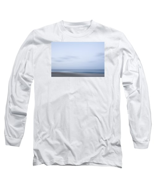 Abstract Seascape No. 08 Long Sleeve T-Shirt