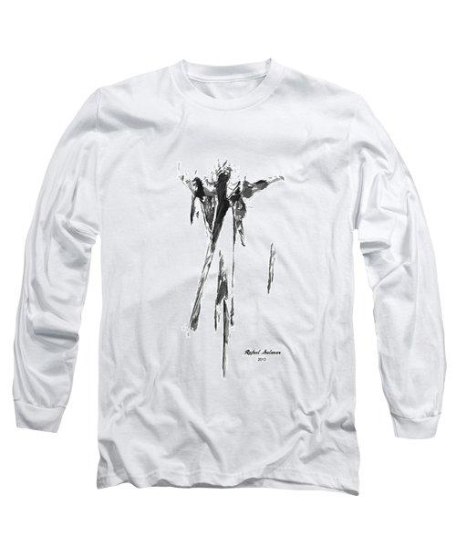 Abstract Series I Long Sleeve T-Shirt