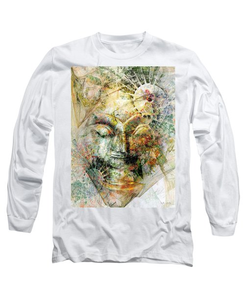 Abstraction 482-10-13 Marucii Long Sleeve T-Shirt