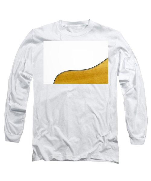 Acoustic Curve Long Sleeve T-Shirt