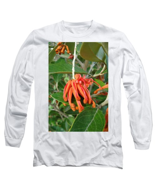 Adaptable Exotic Long Sleeve T-Shirt