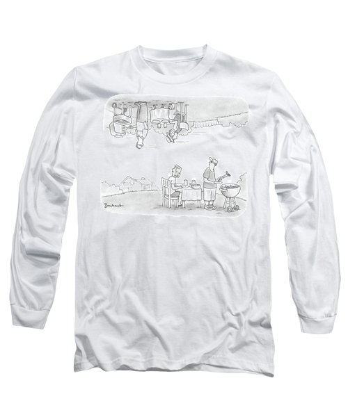 Add Your Own Caption Week #292 Long Sleeve T-Shirt