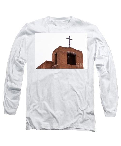 Adobe Steeple Long Sleeve T-Shirt