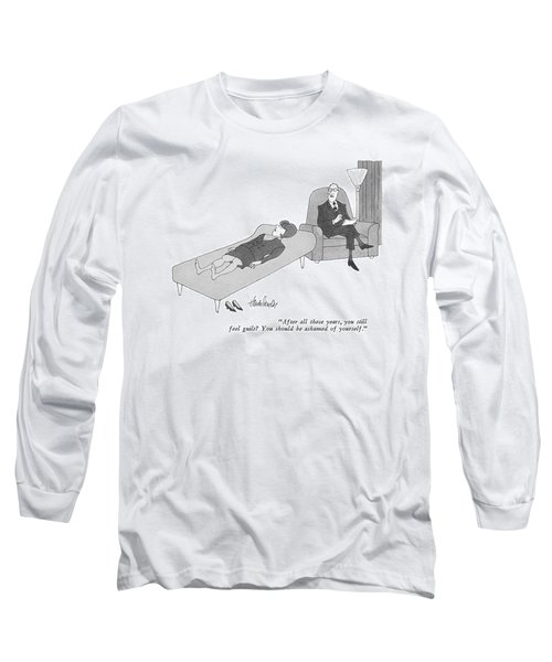 After All These Years Long Sleeve T-Shirt