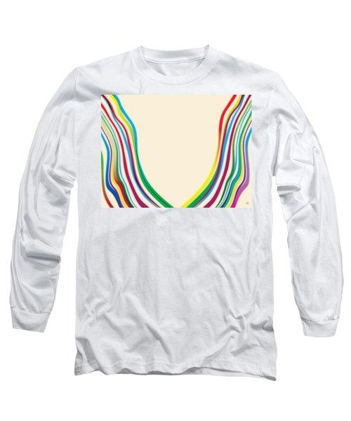 After Morris Louis 2 Long Sleeve T-Shirt