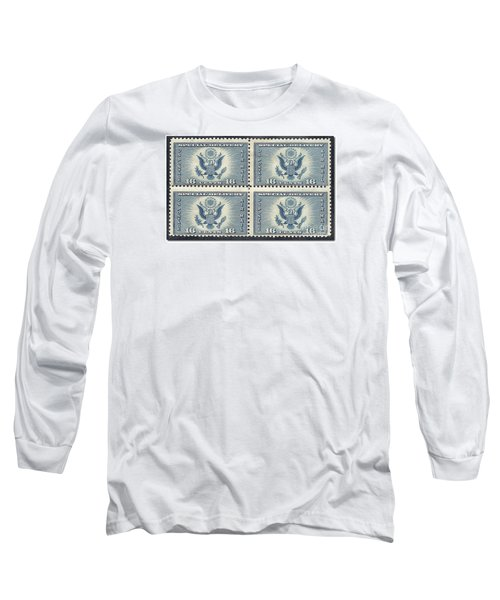 Air Mail Special Delivery Long Sleeve T-Shirt
