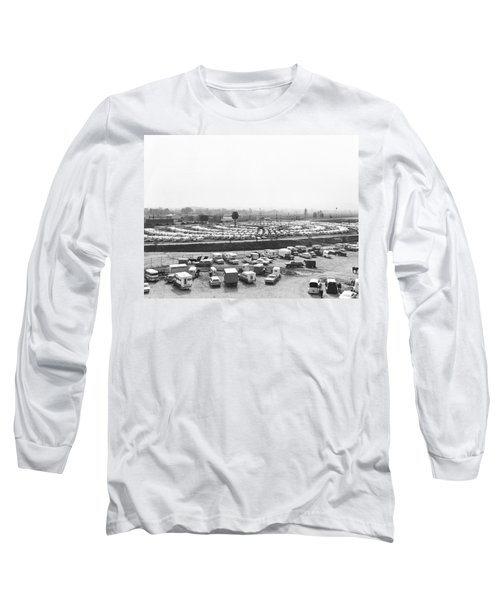 Airstream Trailer Convention Long Sleeve T-Shirt
