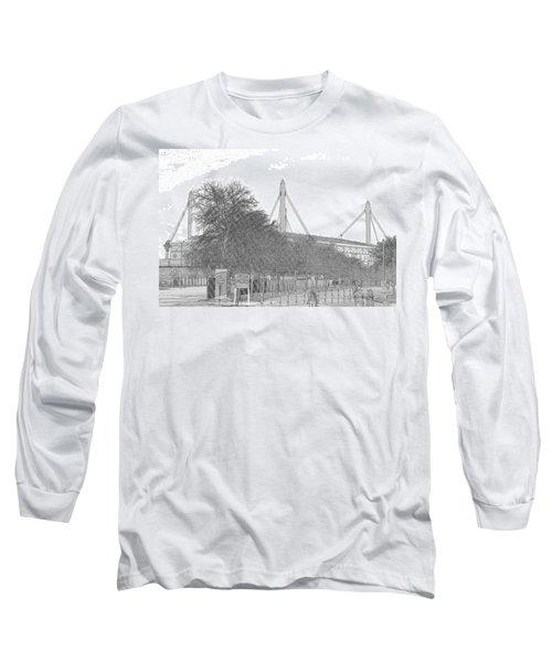 Alamo Dome Long Sleeve T-Shirt