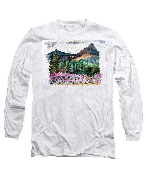 Alaska - Cantwell Long Sleeve T-Shirt