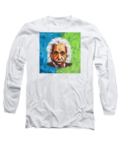 Albert Tribute Long Sleeve T-Shirt