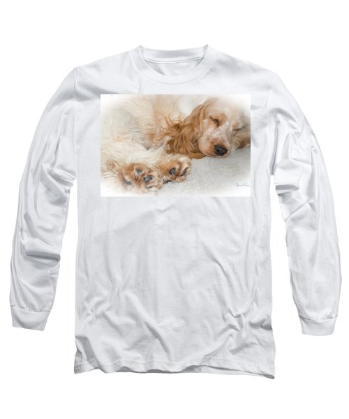 All Feet And Ears Long Sleeve T-Shirt