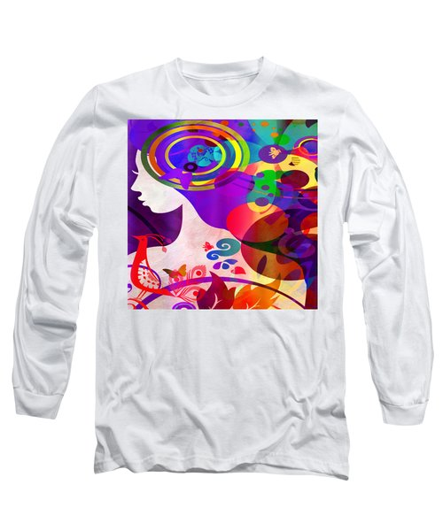 All Her Wonder 2 Long Sleeve T-Shirt