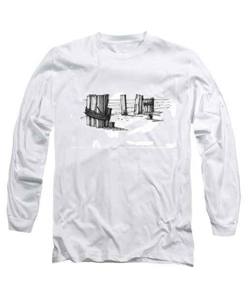 All That Remains Ocracoke 1970s Long Sleeve T-Shirt