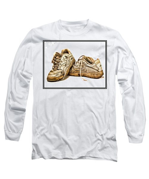 All Worn Out Long Sleeve T-Shirt
