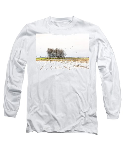 Almost Winter Long Sleeve T-Shirt