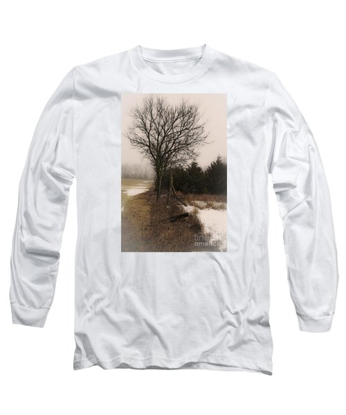 Alone Long Sleeve T-Shirt