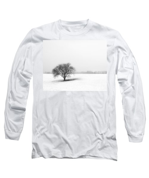 Alone Long Sleeve T-Shirt by Don Spenner