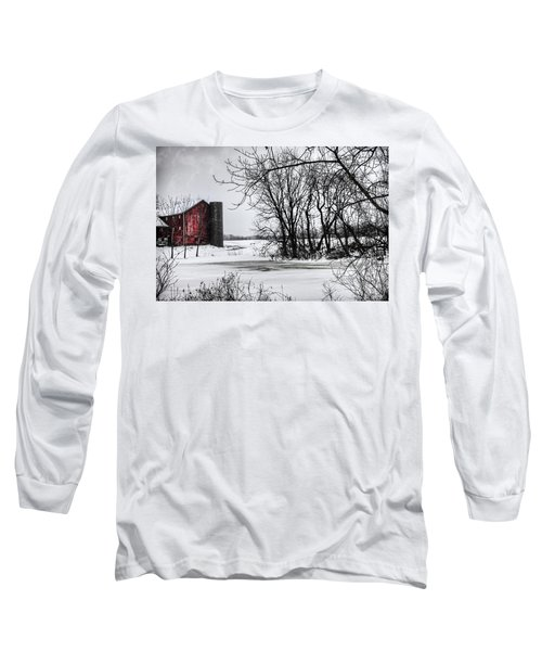 Alpine Barn Michigan Long Sleeve T-Shirt