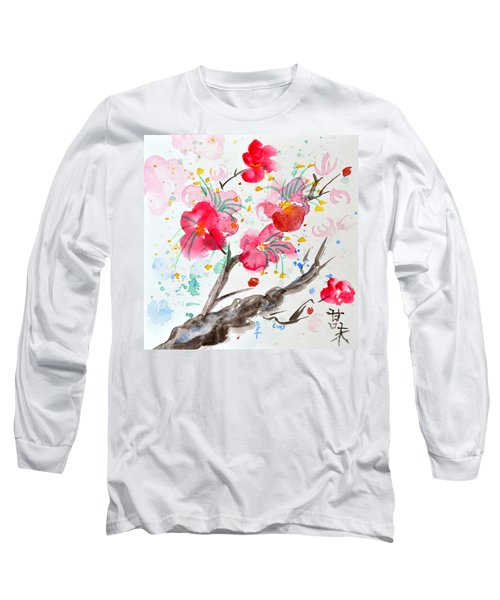 Amami Or Sweetness Long Sleeve T-Shirt