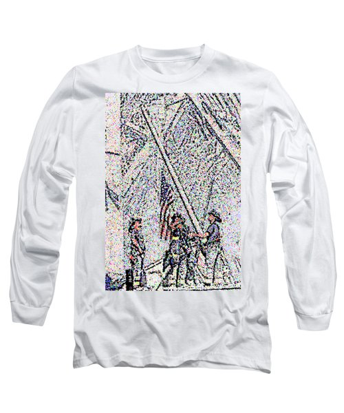 American Spirit Long Sleeve T-Shirt