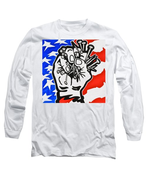 The Price Of Liberty Long Sleeve T-Shirt