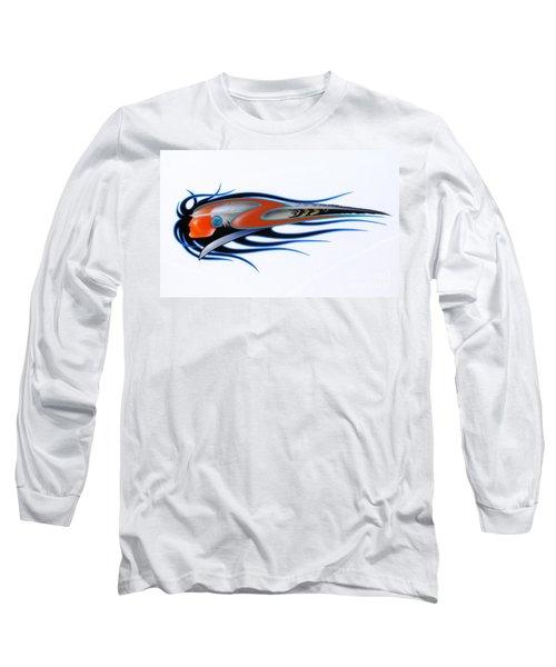 American Sprit  Long Sleeve T-Shirt