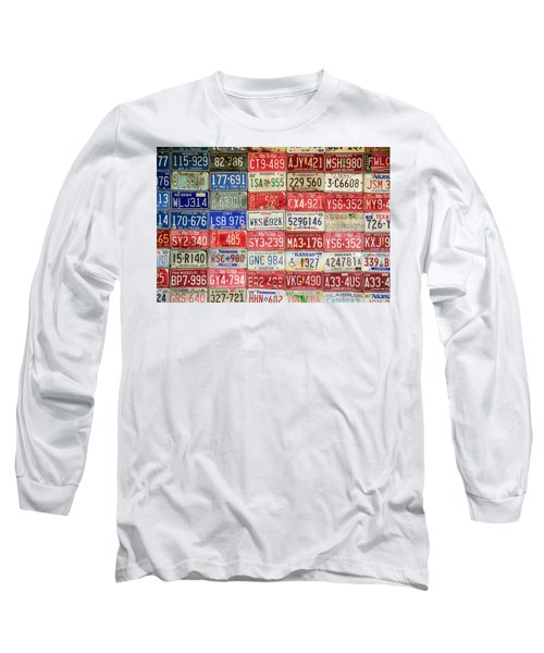 American Transportation Long Sleeve T-Shirt