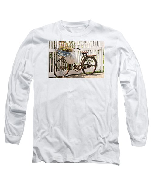Americana Long Sleeve T-Shirt by Art Block Collections
