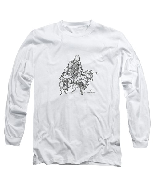 Amoeba Dancers Long Sleeve T-Shirt