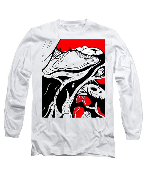 Amphibious Long Sleeve T-Shirt