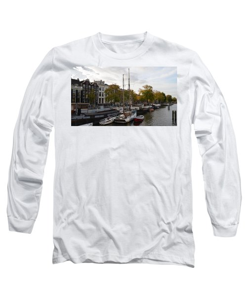 Amstel River Long Sleeve T-Shirt