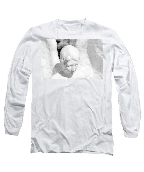 An Angel  Long Sleeve T-Shirt