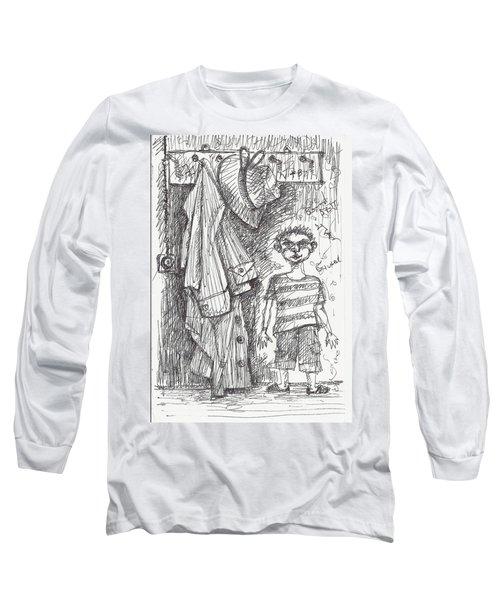 An Apartment Goblin Long Sleeve T-Shirt by Maxim Komissarchik